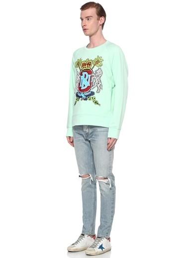 Neil Barrett Sweatshirt Yeşil